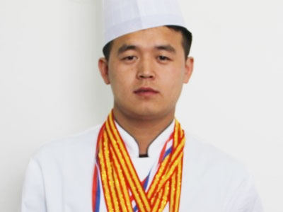 中国兰州牛肉拉面大师-闫东