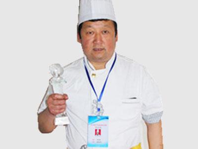 中国兰州牛肉拉面大师-倪义贵