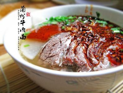 舌尖上的甘肃—兰州牛肉拉面