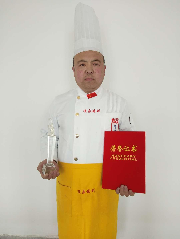中国兰州牛肉拉面大师-柳顺贤